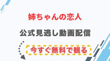 【ドラマ】姉ちゃんの恋人の配信情報|公式の無料見逃し動画視聴方法