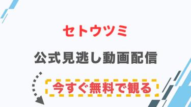 【ドラマ】セトウツミの配信情報|公式の無料見逃し動画視聴方法