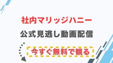 【ドラマ】社内マリッジハニーの配信情報|公式の無料見逃し動画視聴方法